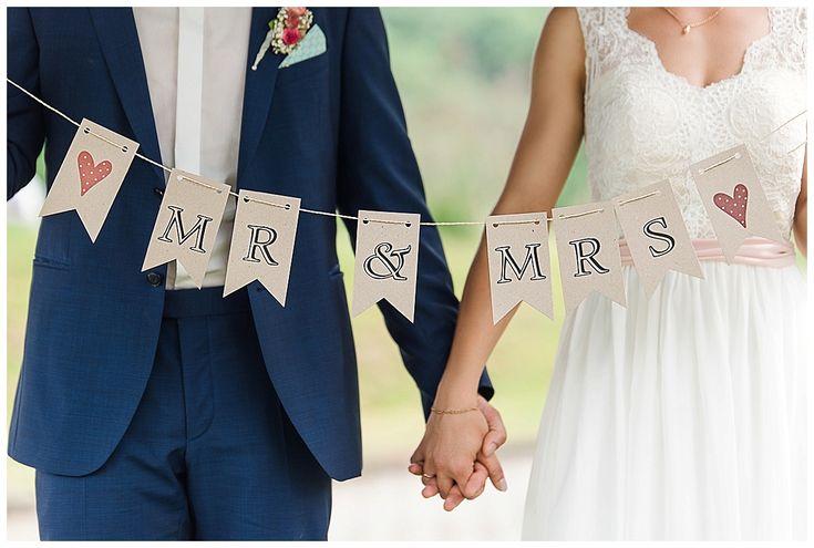 Sommerhochzeit in Ulm von Brigitte Foysi: Isabel und Maxi | Dein Hochzeitsblog | Der Hochzeitsblog für moderne und kreative Hochzeiten
