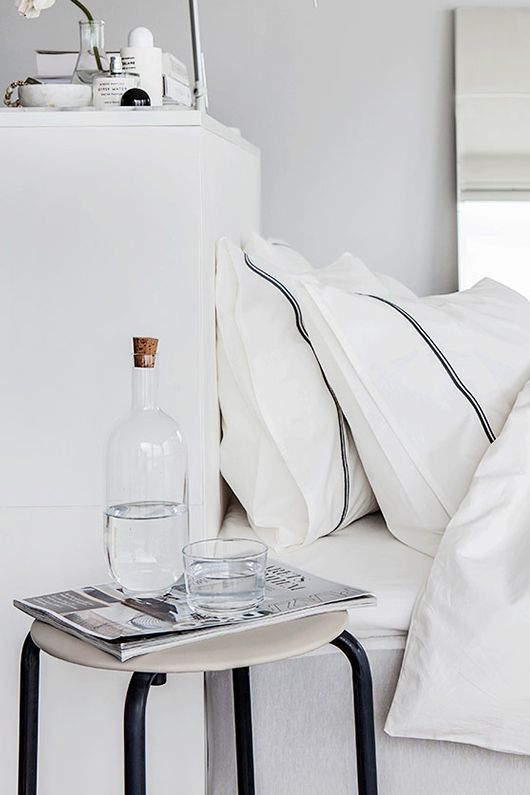 simple bedroom decor — explore our parcels of elevated essentials for minimalist design enthusiasts @ minimalism.co