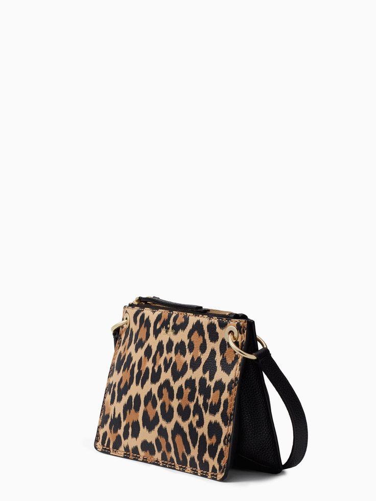 zoom dunne lane leopard-print caro