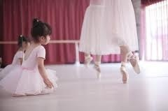 ballet big girl with small girl - Google Search