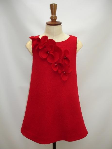 Childrens Designer Dress / Bridesmaid Dress / Flower Girl Dresses / Bat Mitzvah Dress / Special Occasion Dress