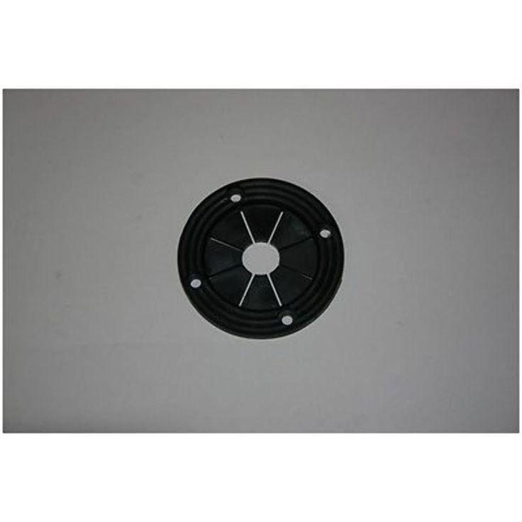 "T-H Marine PAIR Vinyl Utility Grommet OD 3-3/8"" Max. Hole Size 2-3/8"" UG-1-DP MD"