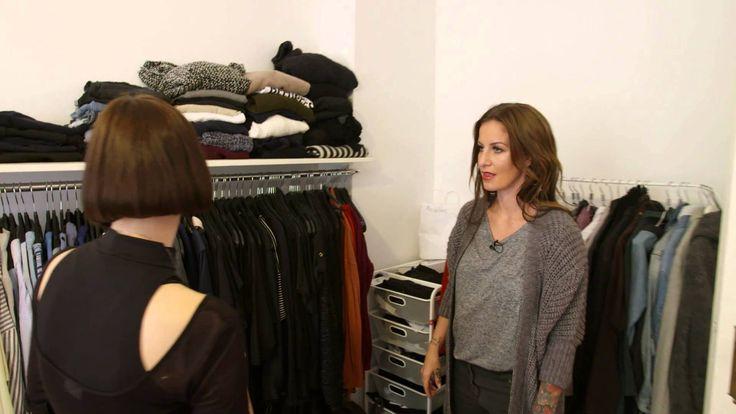 Charlotte Würdig und Style Journey zu Besuch bei Maria Giesecke