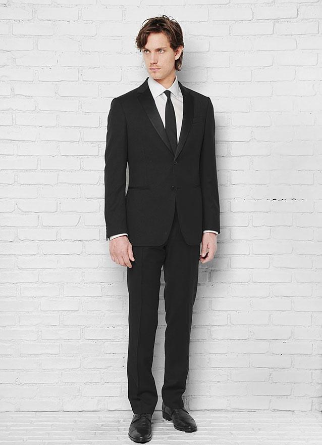Hampton Two Button Tuxedo - Apparel -> Tailored Clothing | John Varvatos