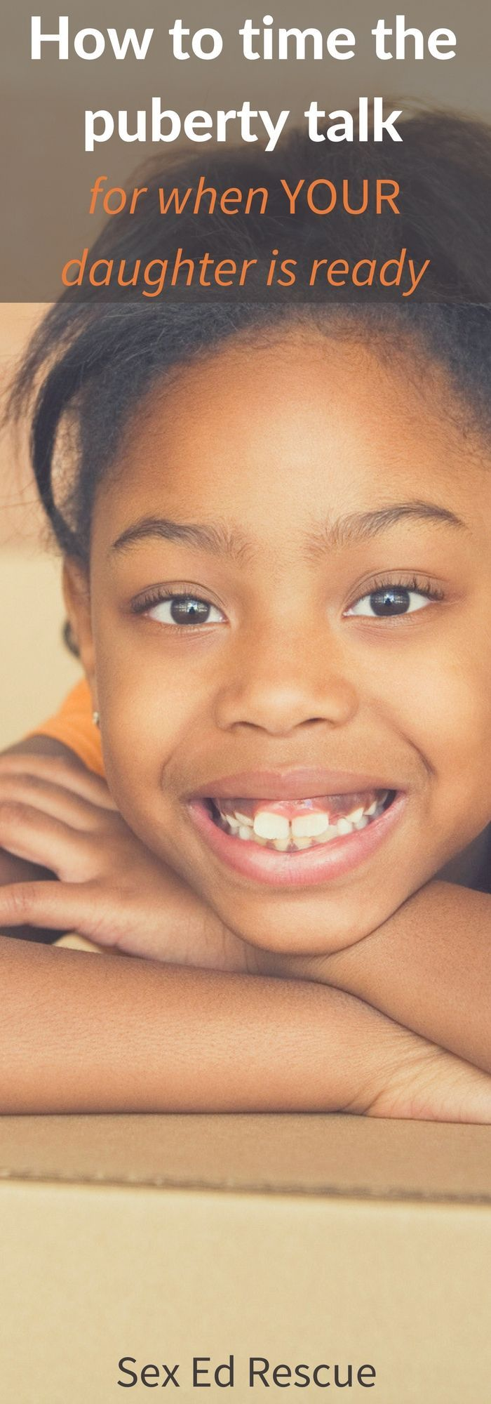 By looking out for the first signs of puberty in girls, parents can be prepared and start talking to their daughters about puberty before it is too late.