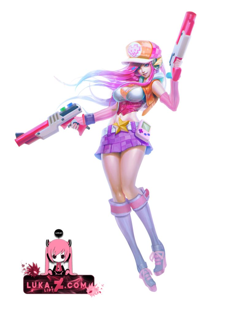 [RENDER-LeagueOfLegends#2]Arcade Miss Fortune by Lukalipt