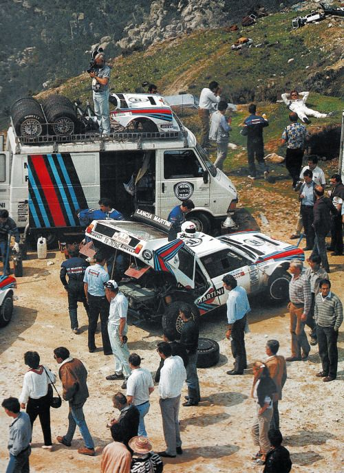 Corsica 1986 - before the tragedy.