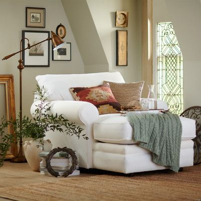 Birch Lane Newton Chaise & Reviews | Wayfair