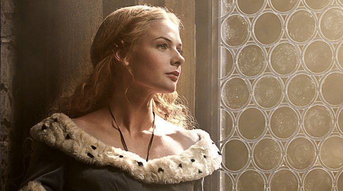 (Young Sandra); Rebecca Ferguson as Elizabeth Woodville - The White Queen