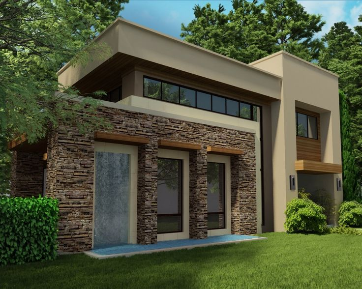 I like the wood accents over the door windows and the for House plans with clerestory windows