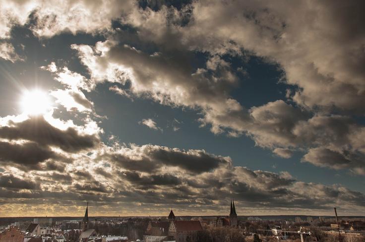 #olsztyn, #zamek