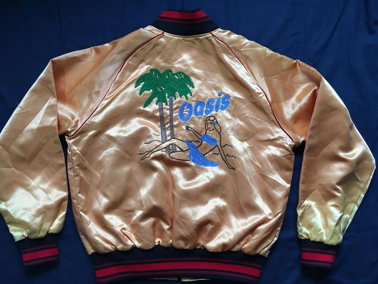 Excited to share the latest addition to my #etsy shop: Vintage Lounge music/exotica jacket-cocktail nation http://etsy.me/2GS3bn5 #clothing #men #jacket #copper #xl #loungemusic #exotica #oasis #cocktailnation