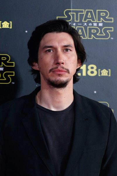 Actor Who Played Kylo Ren. Adam Driver