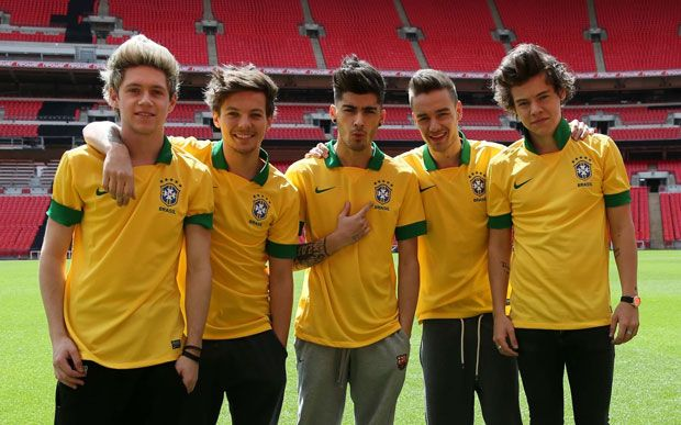 One Direction.. Brasil <3