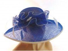 Pamela bodas azul electrico 846