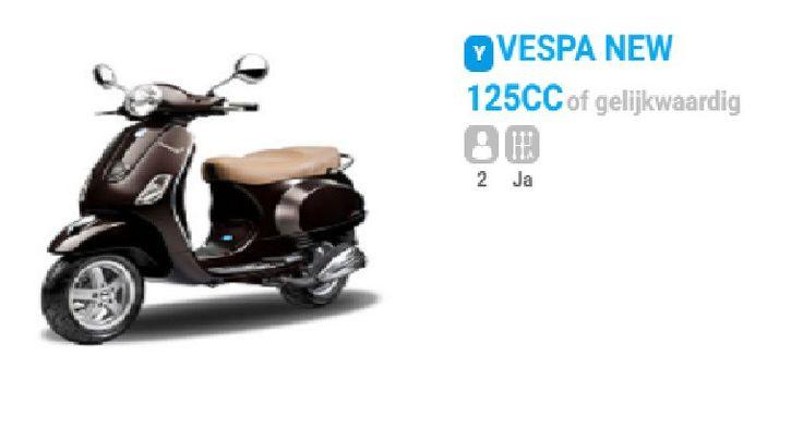 Scooter Ibiza 2017 online reserveren