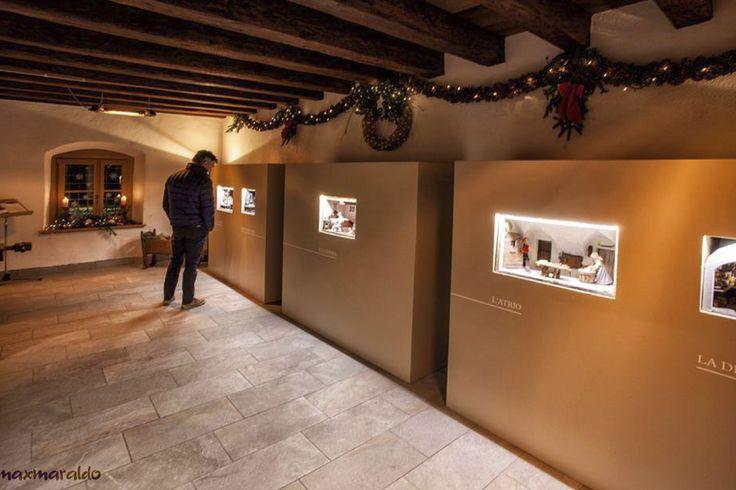 Graphica. – Palazzo Veneziano Malborghetto: strutture in polistirene verniciato