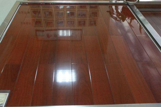 Engineered Wood Flooring High Gloss Ceramic And