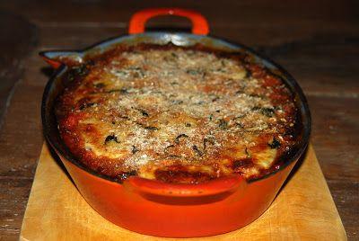 In de keuken: Melanzane alla parmigiana