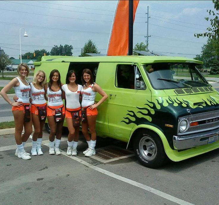 Conversion Van Dodge Custom Vans Mopar