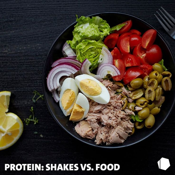 """679 Likes, 9 Comments - Freeletics Nutrition (@freeletics_nutrition) on Instagram: """"Whether you want to lose weight, build muscle or just stay healthy and satisfied all day, protein…"""""""