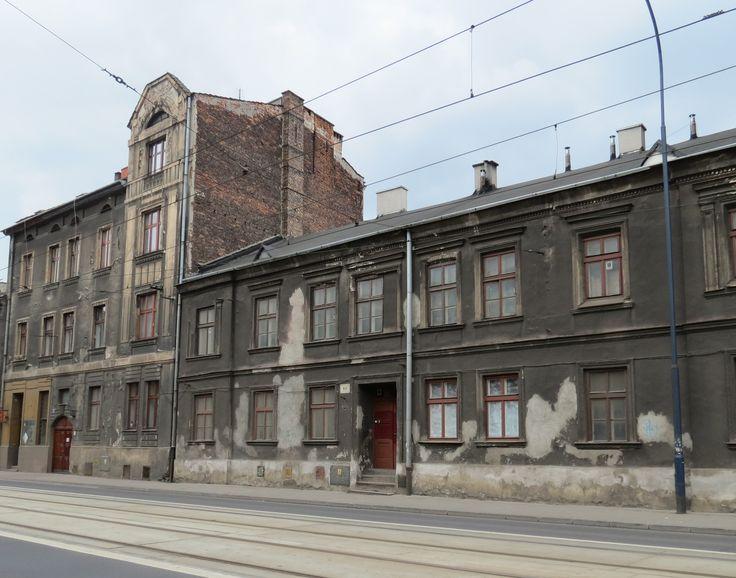 House in Podgórze, Jewish Ghetto.