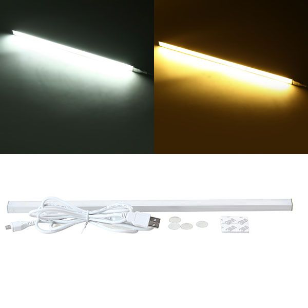 35CM 6W Dimmable 40 SMD 5152 Super Bright Micro <b>USB LED</b> ...