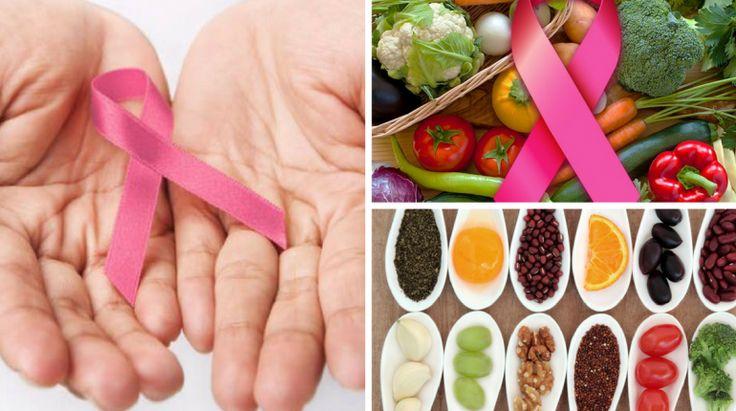 Alimentos que Previnem o Câncer de Mama