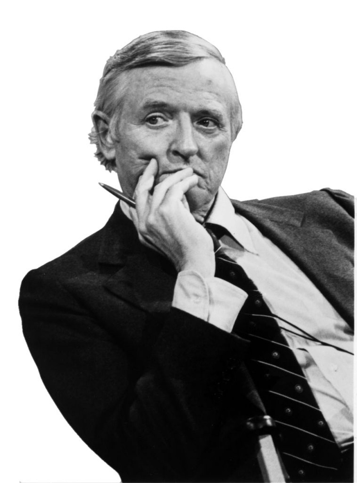 william f buckley jr William f buckley, jr, important in conservative circles during the nixon and  reagan eras, was not central to the time of dick cheney and.