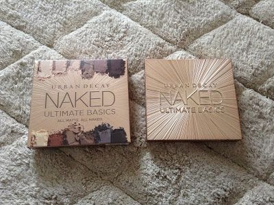 Urban Decay Naked Ultimate Basics palette | Beauty Notes by Athina