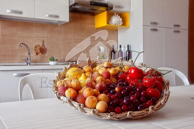 Cesto di frutta, cucina