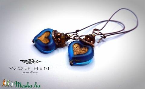 Blue Absinthe (henusz) - Meska.hu
