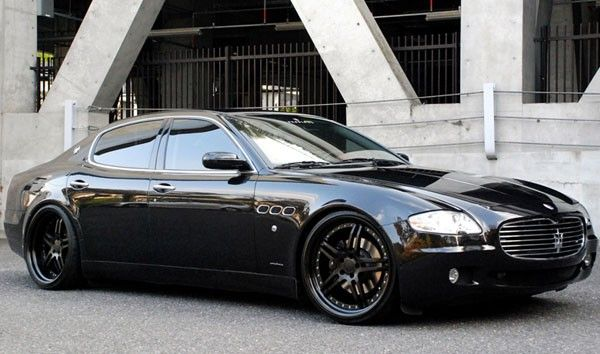If I was a mafia leader...This would be my car.