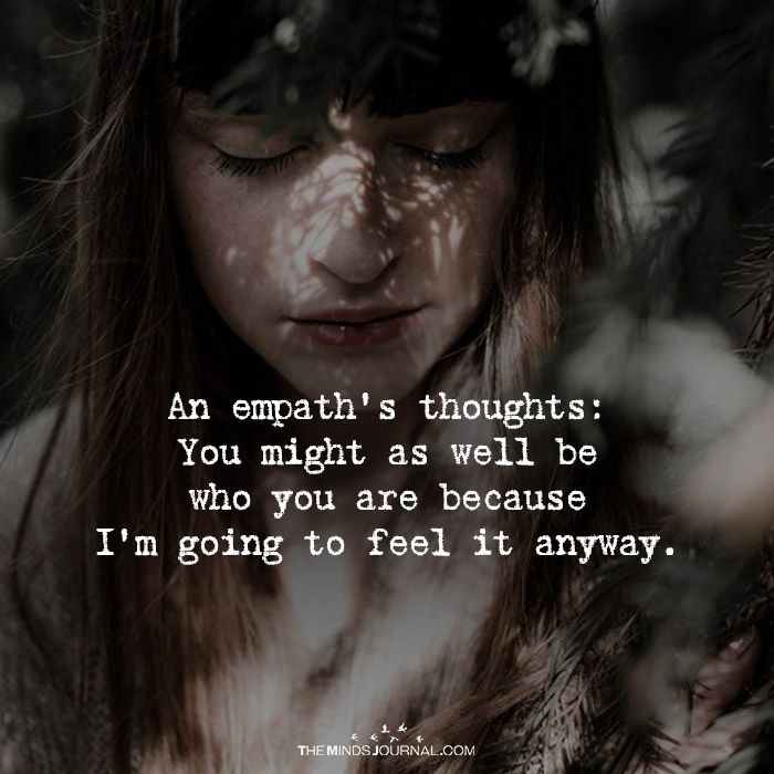 An Empath's Thoughts - https://themindsjournal.com/an-empaths-thoughts/