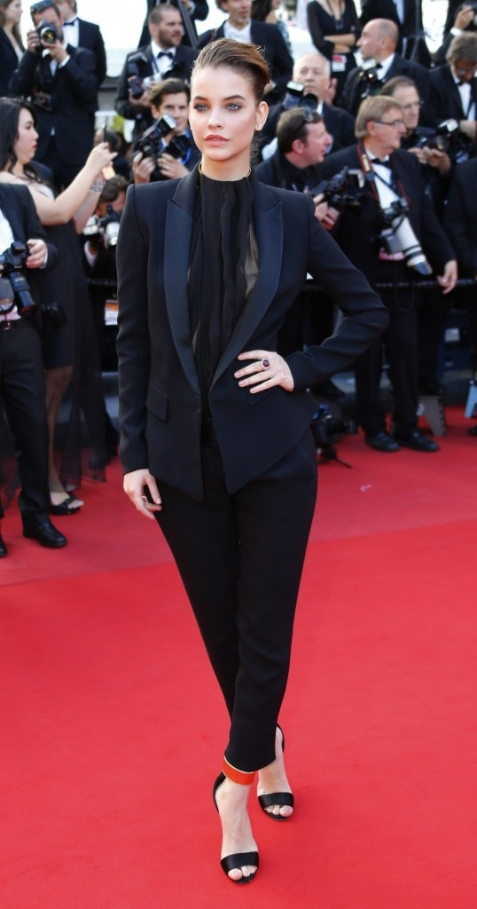Barbara Palvin, Cannes Festival 2013. ¡Madre mía!