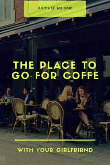 The place to go for coffee © AarhusPilot | Kirsten K. Kester