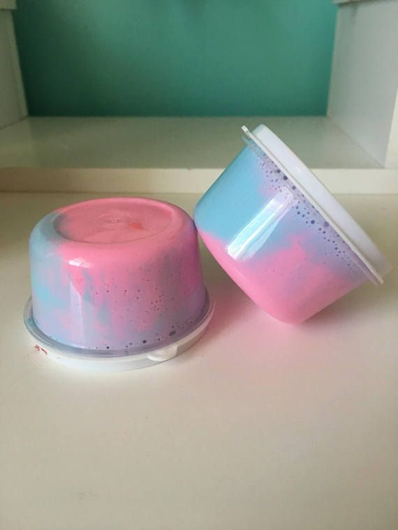 Baby Reveal Slime  I have the same container but I don't know where to get more of them