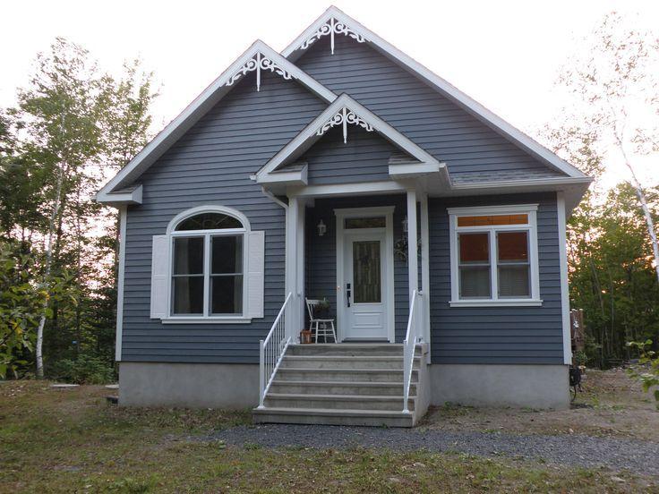 Les 69 meilleures images du tableau maison canadienne sur for Fenetre gentek