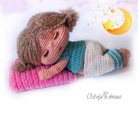 Häkelanleitung Puppe Sophia