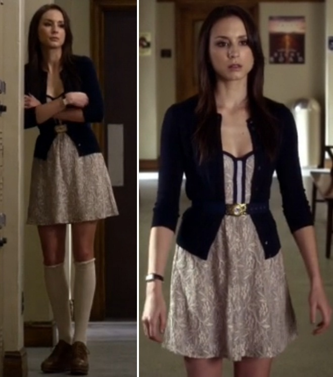 Spencer Pll Outfits