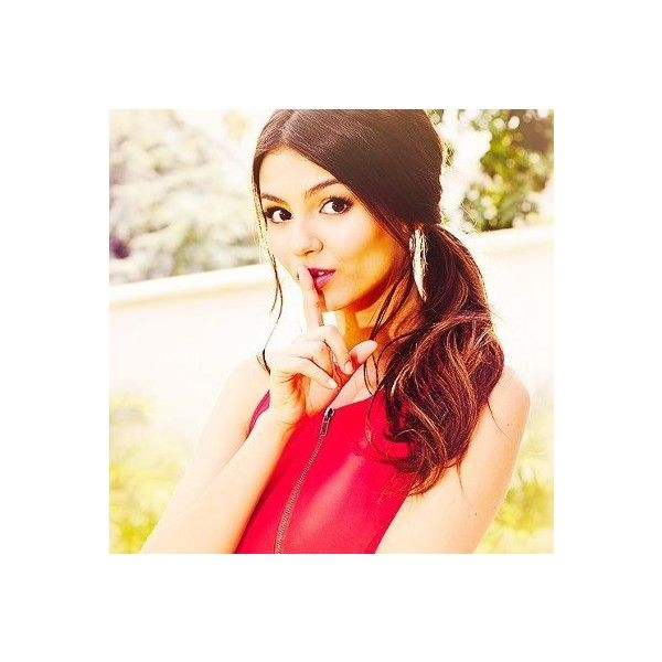 Le blog de kaylie-star5 - canailleblog.com ❤ liked on Polyvore featuring victoria justice