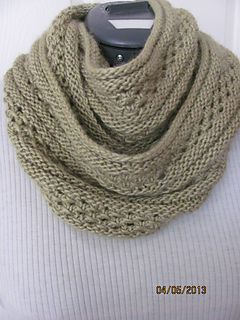 Aphelion Cowl by Charlisa Anderson