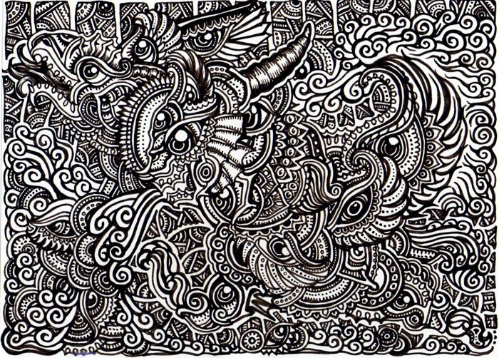 Images Of Easy To Draw Trippy Designs Spacehero