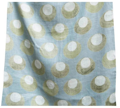 Good Look Room - Fabrics - Collections - Arjumand - The Imperial - TURKISH MOON COOL LINEN VOILE