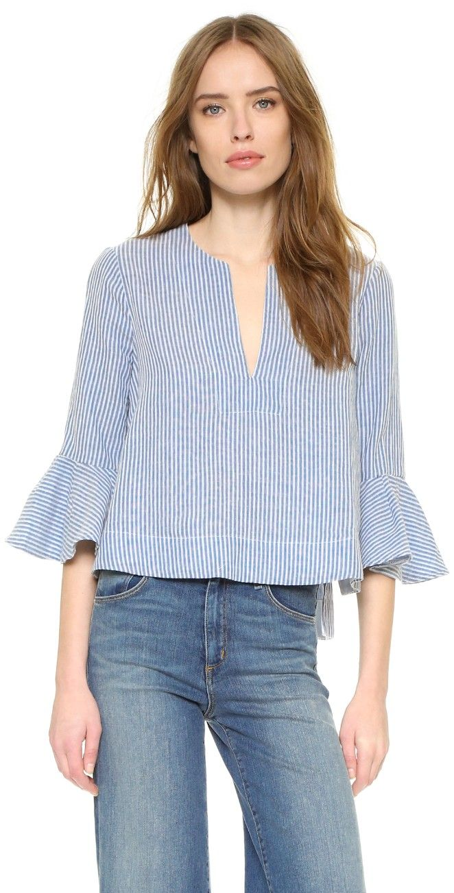 BCBGMAXAZRIA Valari Top | SHOPBOP SAVE UP TO 25% Use Code: GOBIG16
