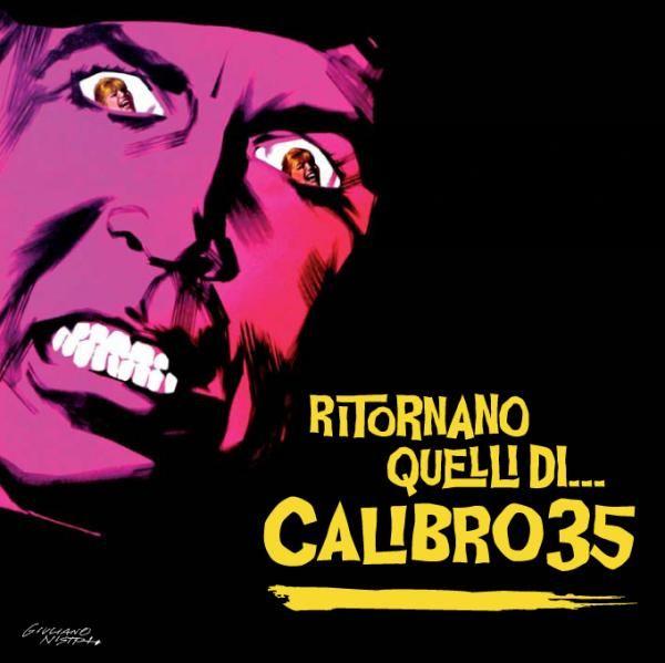 calibro 35 (ritornano quelli di..)  #calibro #35 #rock #italian