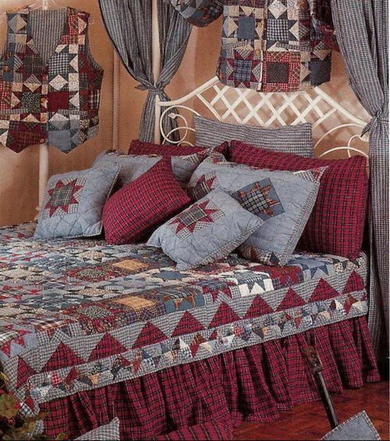 93 best Homemade quilts images on Pinterest | Comforters ...