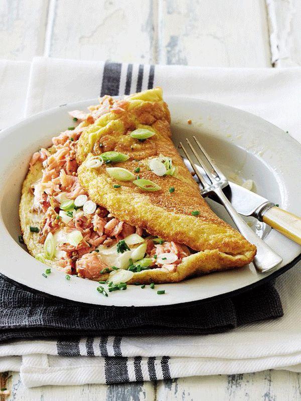 Light And Fluffy Omelette