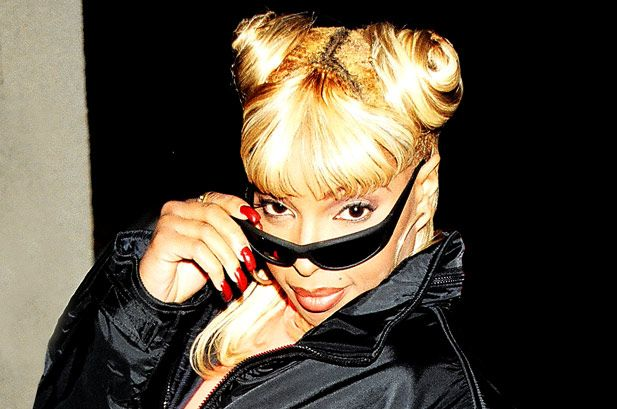 90's Fashion: 13 Classic Style Moments with Mary J Blige | MadameNoire