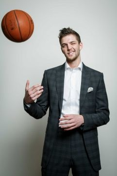 My interview with the stylish Houston Rockets' forward Chandler Parsons